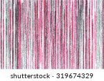 grunge red and black vector... | Shutterstock .eps vector #319674329