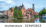 view from the rozenhoedkaai in... | Shutterstock . vector #319692815