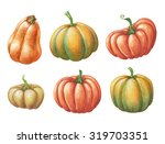 Autumn Harvest  Pumpkins...