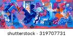 edinburgh  scotland   september ... | Shutterstock . vector #319707731