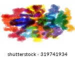 abstract image for your design... | Shutterstock . vector #319741934