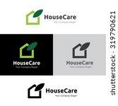 house care house logo home logo ... | Shutterstock .eps vector #319790621