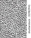 animal spots background | Shutterstock .eps vector #31982941