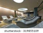 Interior Of A Wellness Center