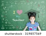 Постер, плакат: Successful student world teachers