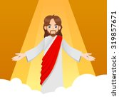 ascension of jesus christ with