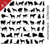 set   1 of different vector... | Shutterstock .eps vector #31986106