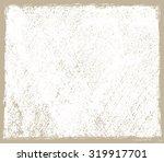 grunge texture.distress texture.... | Shutterstock .eps vector #319917701