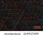 abstract  background with... | Shutterstock .eps vector #319927499