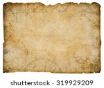 Old Nautical Treasure Map...