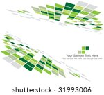 abstract checked  business... | Shutterstock .eps vector #31993006