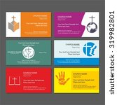 Set Christian Business Cards....