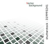 abstract squares vector... | Shutterstock .eps vector #319993241