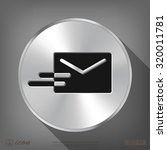 pictograph of mail   Shutterstock .eps vector #320011781