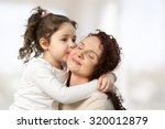 mother and daughter.   Shutterstock . vector #320012879
