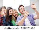 education  people  friendship ... | Shutterstock . vector #320025587