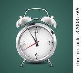 alarm clock | Shutterstock .eps vector #320035769