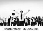 business people corporate... | Shutterstock . vector #320059601