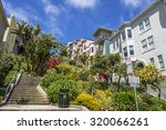 Residential Area Of Downtown O...