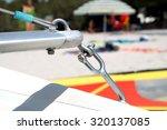 carabiner nautical | Shutterstock . vector #320137085