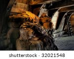 Hdr Image From The Inside Of A...