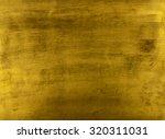 gold texture background | Shutterstock . vector #320311031