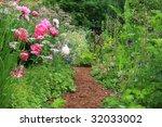 Pretty Path In An English...