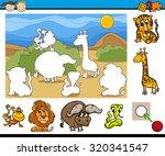 cartoon vector illustration of... | Shutterstock .eps vector #320341547