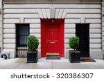 Beautiful Building. Entrance...