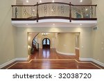 family room with balcony | Shutterstock . vector #32038720