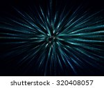 abstract blue background.... | Shutterstock . vector #320408057