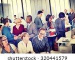 business people team teamwork... | Shutterstock . vector #320441579