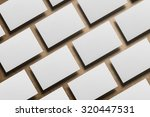 corporate stationery  branding... | Shutterstock . vector #320447531