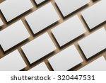 corporate stationery  branding... | Shutterstock . vector #320447531