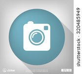 pictograph of camera | Shutterstock .eps vector #320485949
