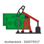 petroleum and oil industry... | Shutterstock .eps vector #320575517