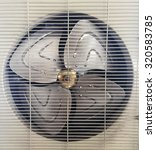 Small photo of Grunge Outdoor Unit Heat Air Pump
