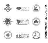 precious jewels premium quality ... | Shutterstock . vector #320648645