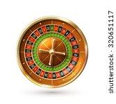 realistic casino gambling... | Shutterstock . vector #320651117