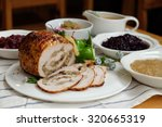 Roast Turkey Breast With...