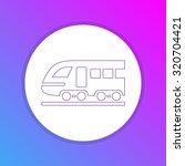 flat design icon   metro