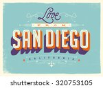 vintage style touristic... | Shutterstock .eps vector #320753105