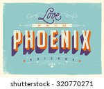 vintage style touristic... | Shutterstock .eps vector #320770271