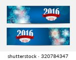 abstract christmas and new year ... | Shutterstock .eps vector #320784347