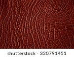 red maroon crimson leather... | Shutterstock . vector #320791451