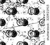 euro coin pattern  grunge ...