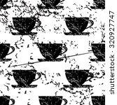 cup pattern grunge  black image ...