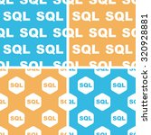 sql pattern set  simple and...