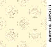 vector seamless pattern.... | Shutterstock .eps vector #320936141