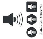 loudspeaker set